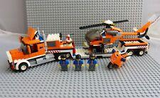 LEGO City 7686 Transporter mit Hubschrauber (LE 7686-365)