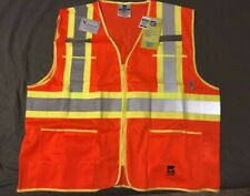 Brand New Safety Vest Reflective Material Highly Visible 3xl