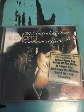 KD Lang 1997 Australian Tour Commemorative EP CD