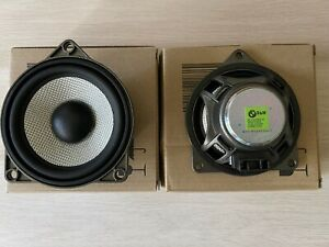 BMW Bowers&Wilkins B&W Speakers Bavsound Upgrade