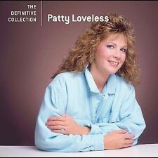 The Definitive Collection by Patty Loveless (CD, 2006, Universal)