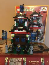LEGO 6083 Samurai Stronghold Ninjago Ninja 100% Complete w Instruction Book/box