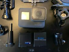 GoPro HERO 5 Black Action 4K Ultra HD Touch Screen + Accessories