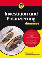 Investition und Finanzierung für Dummies, Tobias Amely & Christine Immenkötter
