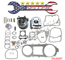 Engine Rebuild Kit Cylinder Kit Engine Head 157QMJ 125cc 150cc GY6 Scooter