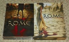 Rome - The Complete First & Second Seasons (DVD, 2014, 11-Discs)