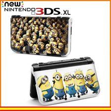 Funda Protector Nintendo New 3DS XL Carcasa Dibujos Minions