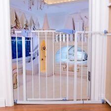 "7.9"" Metal Child Extension Part Piece Safety Gate Kids Baby Secure Doorway US"