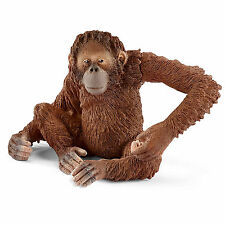 Schleich Asia Wild Life - ORANGUTAN FEMALE 14775 - New with Tag