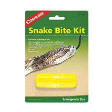 Coghlan's Snake Bite Venom Extractor Survival Camping Kit First Aid Sting Army