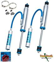 """King Shocks 25001-137-A Front Kit with Adjuster for Nissan Patrol GU/Y61 6"""" Lift"""