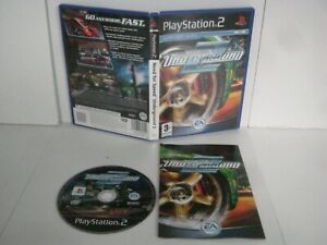 PS2 PlayStation Pal NEED FOR SPEED UNDERGROUND 2 378