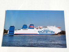 Cracovia (2) ex Murillo, Drujba - Polferries - Prom Ferry Ship Fährschiff