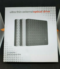 Lecteur CD DVD Externe Type C USB 3.0, Lecteur de CD-ROM Portable Slim RW Row