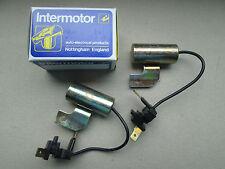 2 x Zündkondensator für Ducellier - VW Polo / Derby / Golf 1 / Jetta / Scirocco