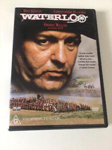 WATERLOO.   DVD. Rod steiger