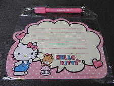 SANRIO Hello Kitty Magnet Sheet & Marker Not sold in stores FROM JAPAN F/S