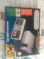 Nintendo Entertainment System NES Classic mini retro Edition Grey Home Console