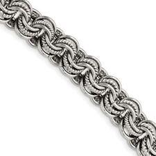 Links Bracelet Msrp $128 Chisel Stainless Steel Multiple