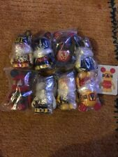 """Disney WDW 40th Anniversary 3"""" Vinylmation ( Complet Set ) with Cast Exclusives"""