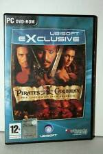 PIRATES OF THE CARIBBEAN THE LEGEND OF JACK SPARROW PC DVD VER ITA VBC 39127