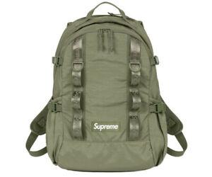 Supreme FW20 Backpack Olive Box Logo Bogo