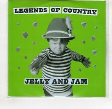 (HS717) Legends Of Country, Jelly & Jam - 2015 DJ CD