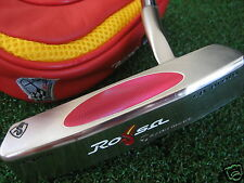 "One of a Kind Putter ""Aspen"" Made for Chris Perry By Taylor Made Rossa, Pristine"