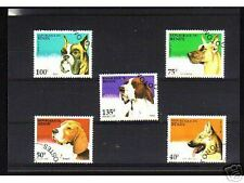 0930++BENIN   SERIE TIMBRES  CHIENS  N°1