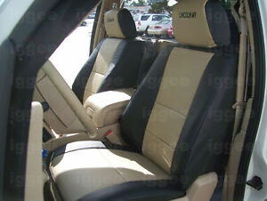 LINCOLN NAVIGATOR 2007-2012 IGGEE S.LEATHER CUSTOM SEAT COVER 13COLORS AVAILABLE