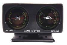 Car Inclinometer or landmeter