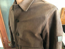 Belstaff Bomber Aviator Blouson leather jacket whinter edition gr. L collection