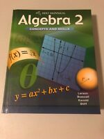 Algebra 2: Concepts and Skills: Student Edition 2010  by MCDOUGAL LITTEL