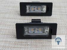 LED License Plate Light Audi A1 A4 A5 A6 A7 Q5 TT , SKODA FABIA YETI