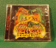 CUDA Hellfire 2001 12th Records Original Release on CD BONGZILLA
