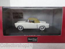 Starline : Fiat 1100 TV Ivori White  - 1959 - STA526012