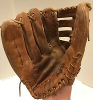 Wilson A2002 XLO LHT Pro Model Baseball Glove  USA Made Leather Vintage