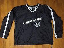 STEVE & BARRY'S Escalade Black nylon Jacket Size Large L