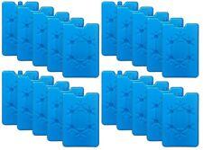 20x Flache Kühlakkus | Kühlelemente Camping Kühlbox | Akku Kühlbehälter Kühlpack