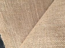 Natural Fine Jute 15 count Zweigart  evenweave fabric 50 x 65 cm
