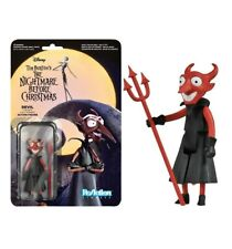 Funko L´étrange Noël de Mr. Jack ReAction figurine Devil 10 cm