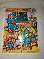 Thw Bernstein Bears GHOST STORIES PUZZLE - VINTAGE - 1982