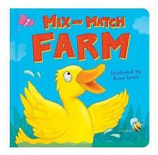 Farm (Mix and Match), , New Book