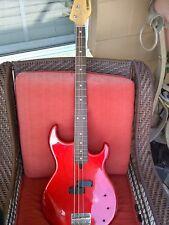 Yamaha BB300 Electric Bass Guitar - Red