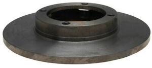 Disc Brake Rotor fits 1989-1994 Geo Metro  ACDELCO ADVANTAGE
