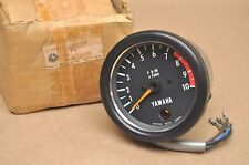 NOS New Yamaha 1972-73 DT2 DT3 RT2 RT3 Tachometer Tach Meter Gauge RPM Assembly