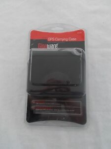 "Gigaware GPS Carrying Case New In Package Black 4.3"" 20530"