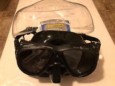 Aqua Lung(Texnisub) Teknika Mask, Black Scuba Diving
