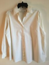 Maternity Women's Button Down Shirt Casual Dress Blouse Size X Large