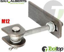 Torband M12 verstellbar GAH Alberts 411121 verstellbares Anschweißband